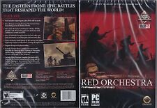 Red Orchestra: Ostfront 41-45 (PC, 2006)*New,Sealed*