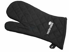Deluxe Professional Black Single Oven Glove