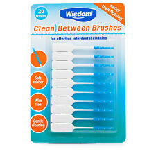 Wisdom Clean Between Brushes - Fast Shipping - Great Price
