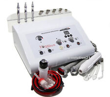 DIAMOND MICRO DERMABRASION MICRODERM 5 in 1  ULTRASOUND HIGH FREQUENCY MACHINE