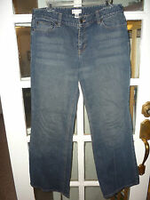 Ann Taylor Loft Stretch Flare Womens' Jeans Size 12