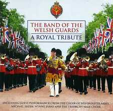 THE BAND OF THE WELSH GUARDS - A ROYAL TRIBUTE - NEW CD!!