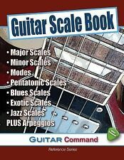 Guitar Scale Book by Laurence Harwood (2014, Paperback)