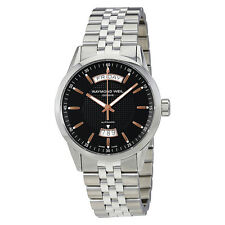 Raymond Weil Freelancer Automatic Black Dial Mens Watch 2720-ST5-20021