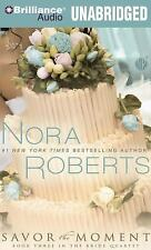 Bride (Nora Roberts): Savor the Moment 3 by Nora Roberts (2014, MP3 CD,...