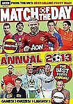 Match of the Day Annual 2013, Match of the Day Magazine, New Books