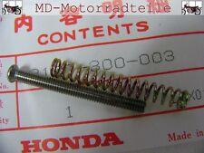 Honda CB 750 Four K0 K1 K2  Einstellschraube und  Feder für Scheinwerfer F - 27