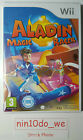 Aladin Magic Racer (Wii)*New and Sealed*-Aladdin -Foreign Cover Plays In English