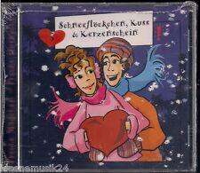 """CD Freche Mädchen """"Schneeflöckchen,Kuss und Kerzenschein"""" Neu/OVP"""