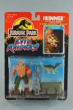 Jurassic Park Series 2 Evil Raiders Skinner with DD Wound Minor Package Wear New