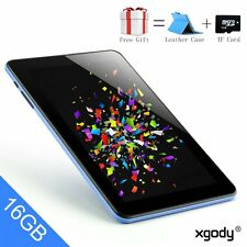 9 Inch Quad Core Android 4.4 KitKat Tablet PC Dual Camera WiFi 16GB Touch Screen