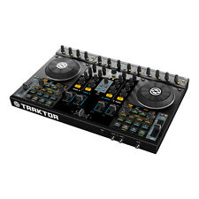 Native Instruments-tractor Kontrol s4 Black