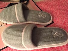 Victoria's Secret Soft And Cozy Slippers Sz Med. NEW