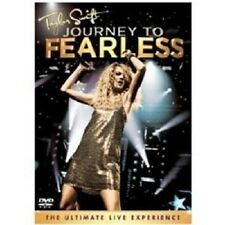 TAYLOR SWIFT - JOURNEY TO FEARLESS THE ULTIMATE LIVE EXPERIENCE DVD NEU