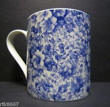 Heron Cross Pottery Old England Blue Large Bone China One Pint Pot Mug 18-20Floz
