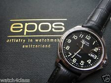 NEW EPOS vintage classic automatic mechanical self-winding male watch 3380.132