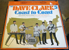 """The Dave Clark Five """"Coast To Coast"""" Featuring:  Any Way You Want It! NM"""
