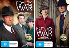 Foyles FOYLE'S WAR Series SEASON 8 & 9 : NEW DVD