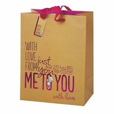 Me to You Tatty Teddy Bear - Extra Large Gift Bag