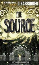 Witching Savannah: The Source 2 by J. D. Horn (2014, MP3 CD, Unabridged)