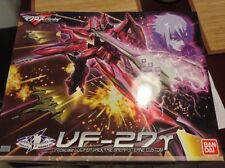 Bandai Macross Frontier VF-27r Lucifer Brera Sterne Custom 1/72 model kit