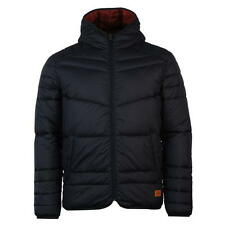 Jack and Jones Originals Hooded Bomber Jacket SIZE MEDIUM REF J11-