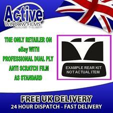 RENAULT GRAND SCENIC 5D HB 03-09 20% REAR PRE CUT CAR WINDOW TINT KIT / FILM