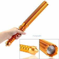 2200LM CREE Q5 LED  Baseball Bat Long Flashlight Torch Lamp Gold UP