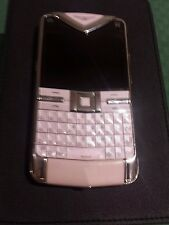 Vertu Luxury Prestige Constellation Quest Pink  Leather