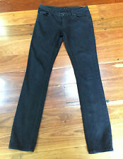 Marcs black slim/skinny jeans - size 11 - great condition