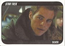 Star Trek Movie 2009 - No. 81 Silver Parallel Card #197/200