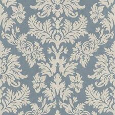 Rasch Barbara Becker Damask Pattern Wallpaper Baroque Textured Fabric Effect