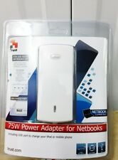 TRUST 16224 75W COMPACT UNIVERSAL POWER ADAPTER FOR NETBOOK LAPTOP