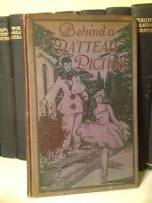 1918 Behind A Watteau Picture A Fantasy In Verse In One Act Robert Emmons Roger