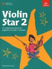 VIOLIN STAR 2 Student's Book & CD ABRSM*