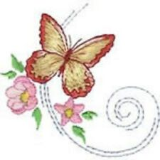 OESD Embroidery Machine Designs CD WINGS & PETALS #2