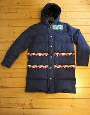 KENZO x H&M Denim Down Jacket / Coat Size M / NWT authentic Sold Out, get warm