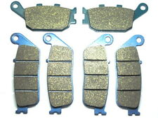 Front Rear Brake Pads For Kawasaki Z750 Brakes 2007 2008 2009 2010 2011 2012 SET
