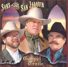 Sons of the San Joaquin- Gospel Trails (Shanachie 6022 NEW CD)
