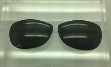 Rayban Warrior 3342 []60 Custom Sunglass Replacement Lenses Black Non-Polarized