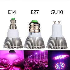 18W Full Spectrum LED Grow Light Lamp Veg Flower Indoor Hydroponic Plant E27