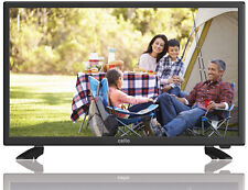 "Cello C22277CP 22"" Solar Powered TV Built in Satellite, ideal for camping"
