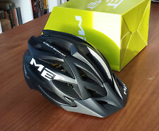 MET Kaos Ultimalite Mountainbike Helm Schwarz Matt Gr. M 54-57