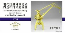 Five Star 1/700 700057 Giant Travelling Gantry Crane With Double Lever Jib