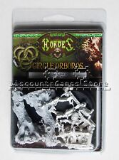 Hordes Circle Orboros Gallows Grove Solo (2 Models) Used - Out of Box