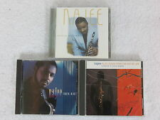 NAJEE  LOT OF 3 CDS
