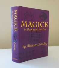 MAGICK IN THEORY AND PRACTICE By Aleister Crowley (Castle Books c.1991)