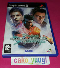 VIRTUA FIGHTER 4 EVOLUTION SONY PS2 VERSION 100% FRANCAISE EN TRES BON ETAT
