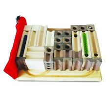 Tedco Blocks & Marbles Master Set, Truly A Learning Toy Ages 4 And Up 20600 New