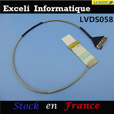LCD LED ECRAN VIDEO SCREEN CABLE NAPPE DISPLAY DD0BM6LC011 Lenovo B5400